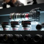 Canon C300 and lenses