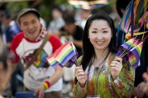 Tokyo Rainbow Pride Parade 2012