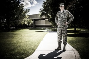 Senior Airman Cody Mitchell